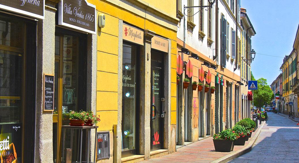 Things to do in Monza - Via Bergamo