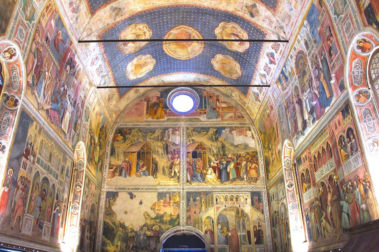 Padua-Frescoes-Oratory-Saint-George