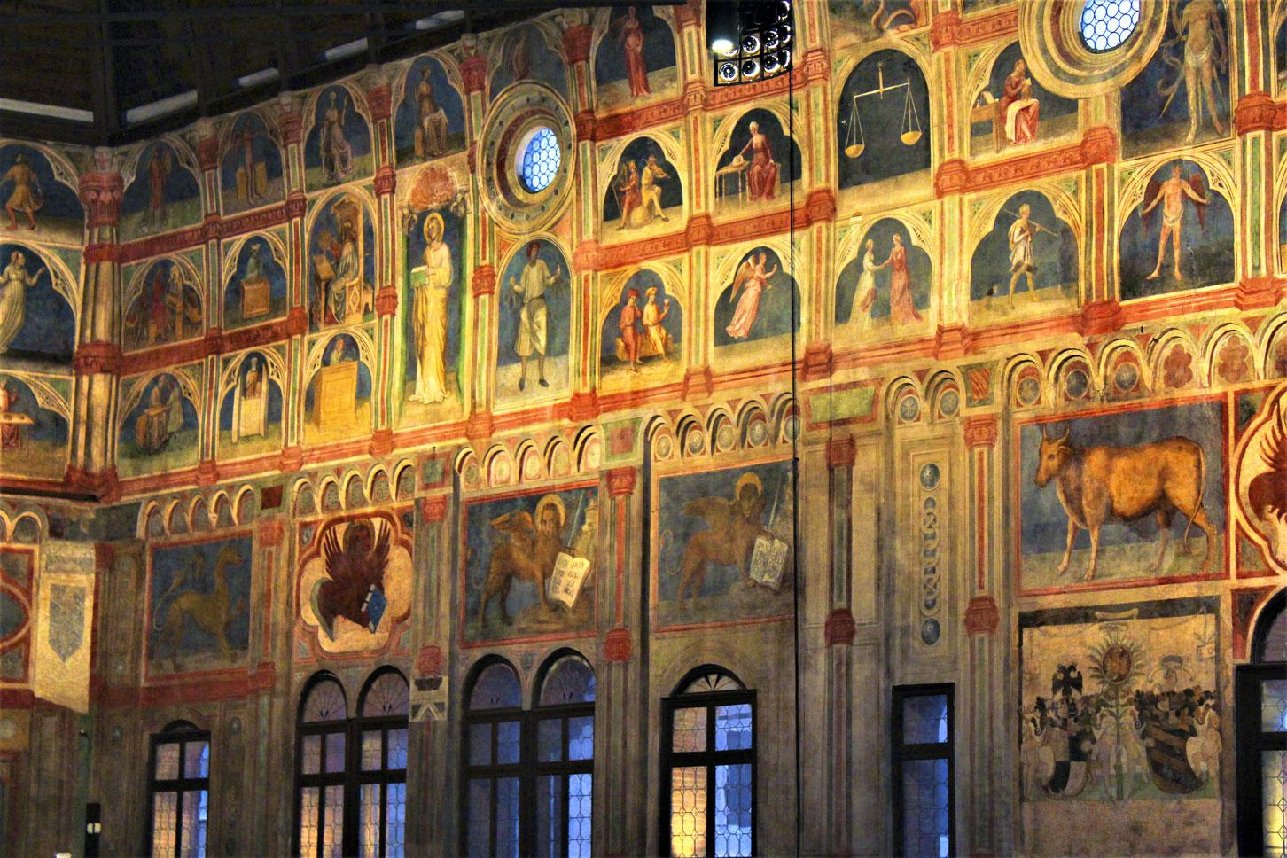 Padua-Frescoes-Palazzo-della-Ragione