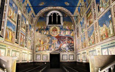 Photo essay: marvelous Padua frescoes (Giotto and many more)
