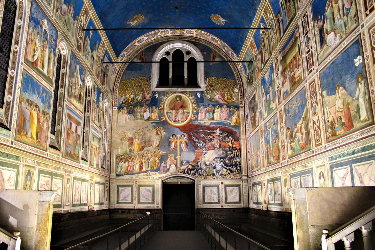 Padua-Frescoes-Scrovegni-Chapel-Giotto
