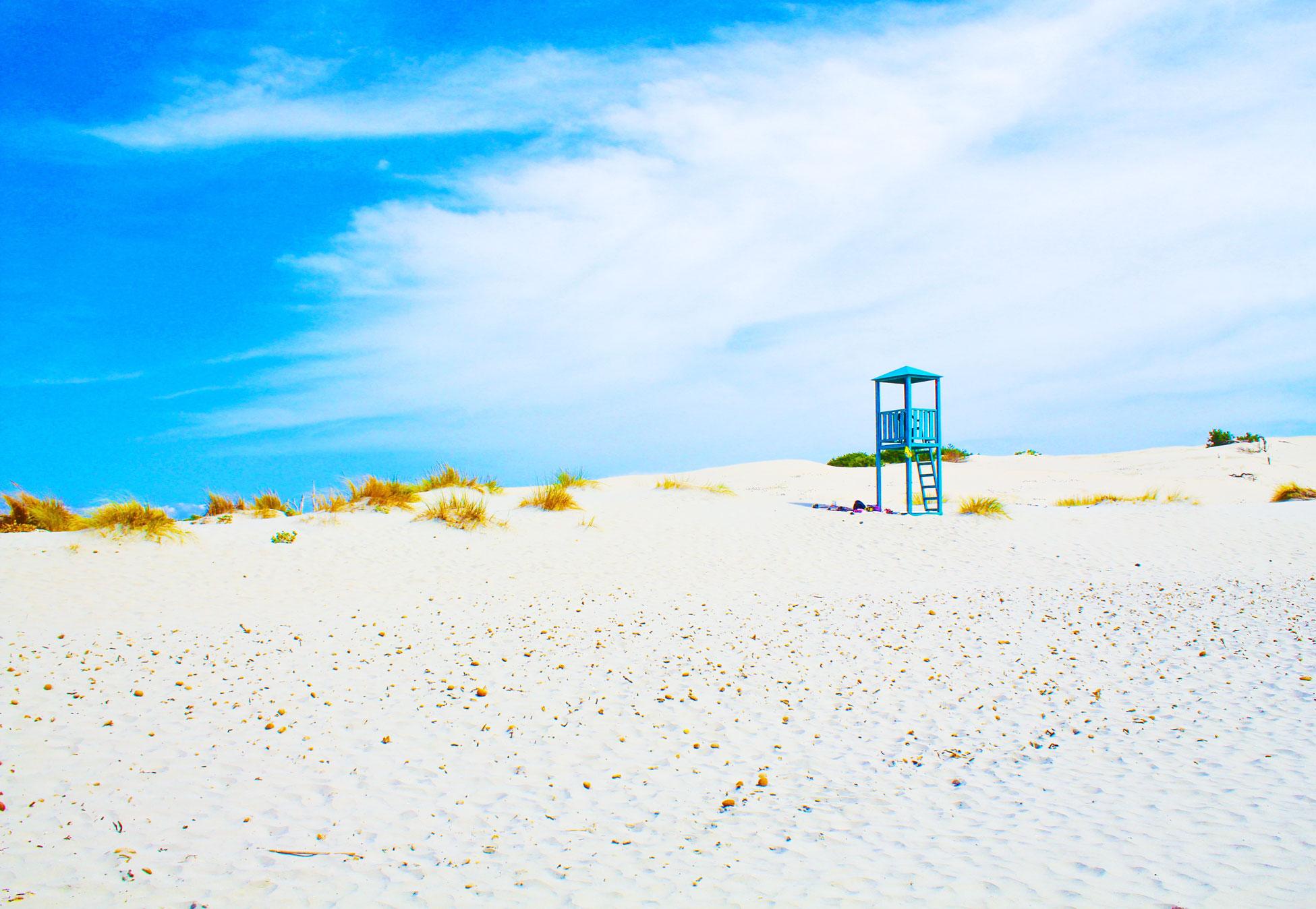 Best Beaches near Cagliari - Is Arenas Biancas 2