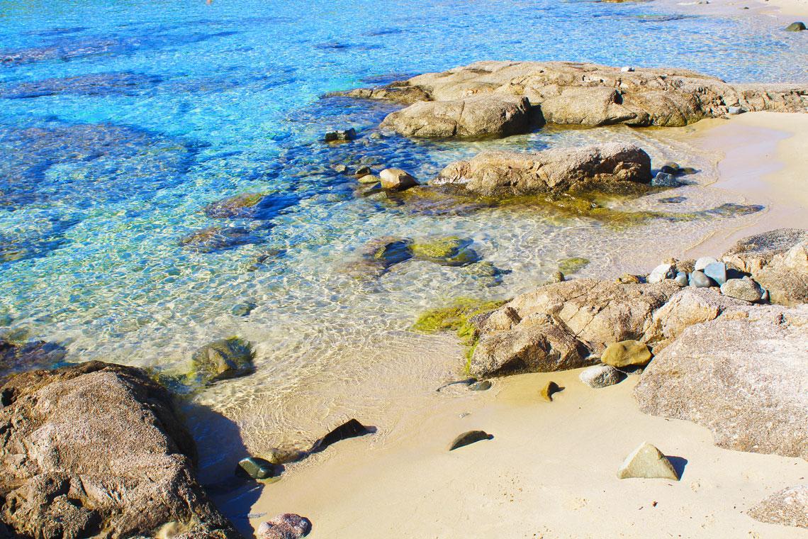 Best Beaches near Cagliari - Scoglio di Peppino 2
