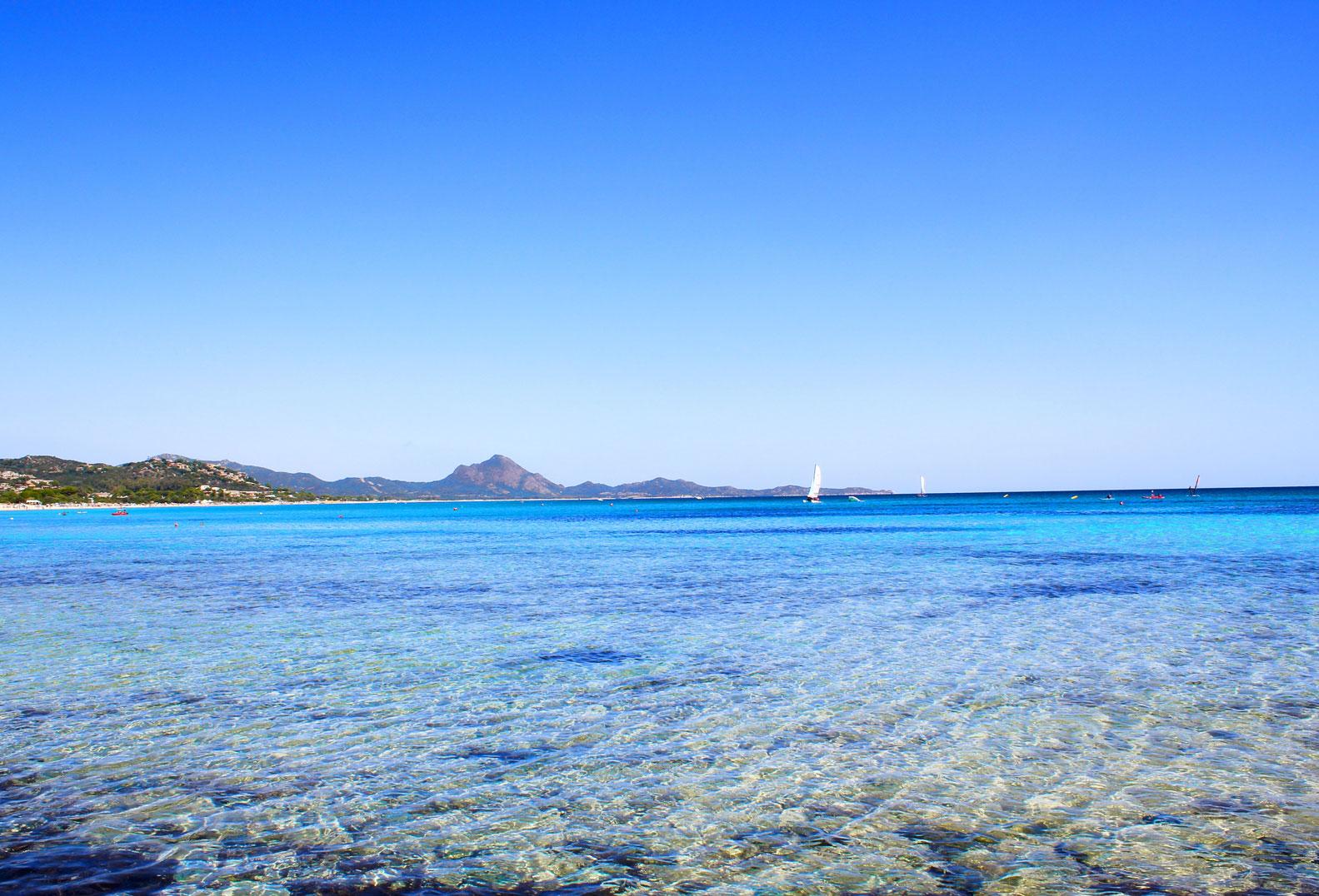 Best Beaches near Cagliari - Scoglio di Peppino 3