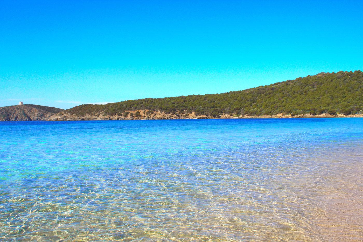 Best Beaches near Cagliari - Tuerredda